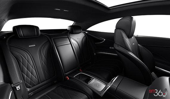 Black Designo Exclusive Nappa Leather