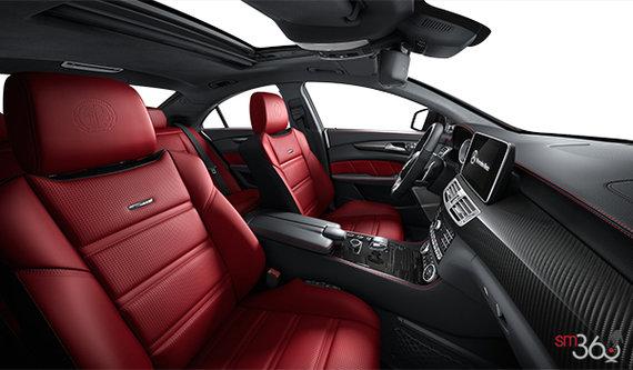 Designo Classic Red Semi-Aniline Leather