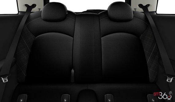 Carbon Black Cloth/Leather