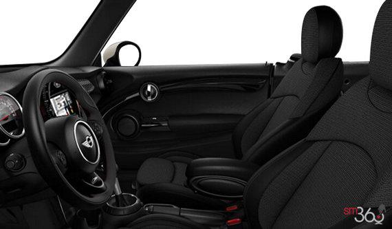 Black Pearl Cloth/Leatherette