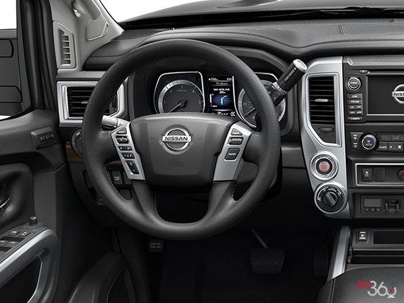 Nissan Titan XD Diesel SL 2017