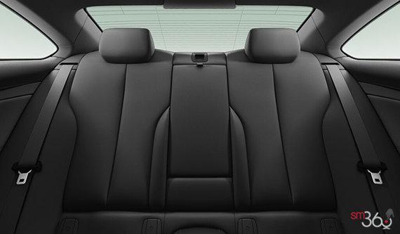 Black Dakota Leather