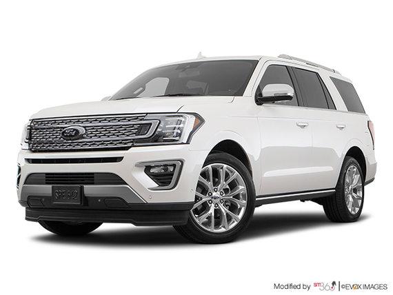Ford Expedition PLATINUM 2018