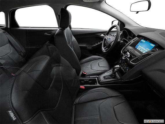 Ford Focus à Hayon TITANIUM 2018