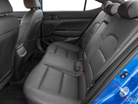 2018 Hyundai Elantra Sport BASE