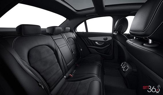 Black ARTICO/DINAMICA Leather