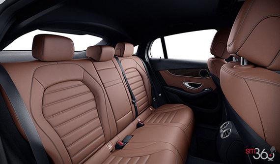 Saddle Brown Leather