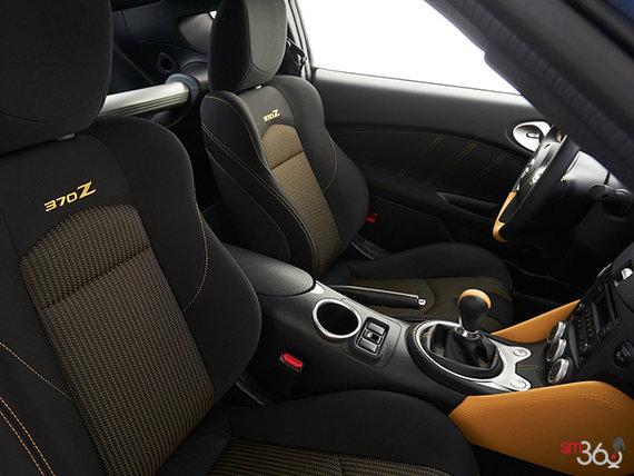 Nissan 370Z Coupé Héritage Jaune 2019