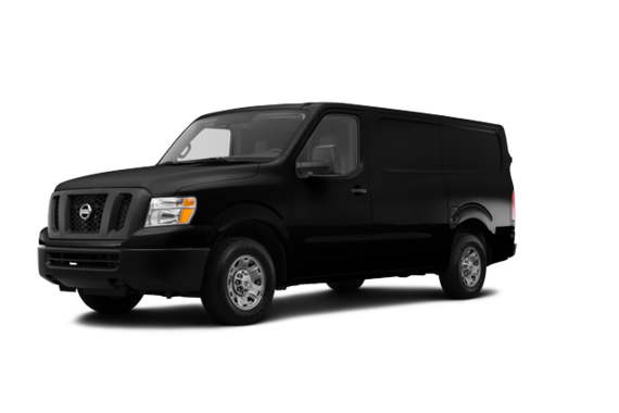 Nissan NV Cargo 2500 S 2019