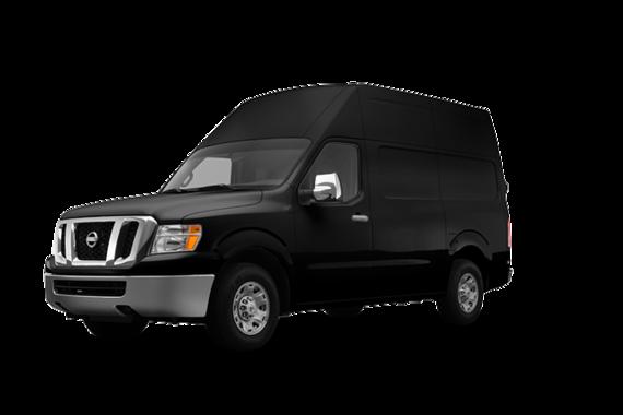 Nissan NV Cargo 2500 SV 2019