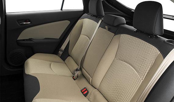 Toyota Prius TECHNOLOGIE 2016