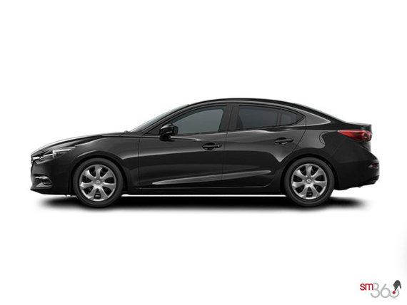 2017  Mazda3 GX