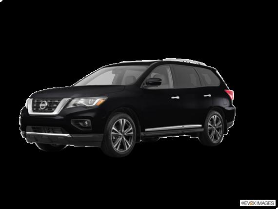 2019 Nissan Pathfinder Platinum V6 4x4 at
