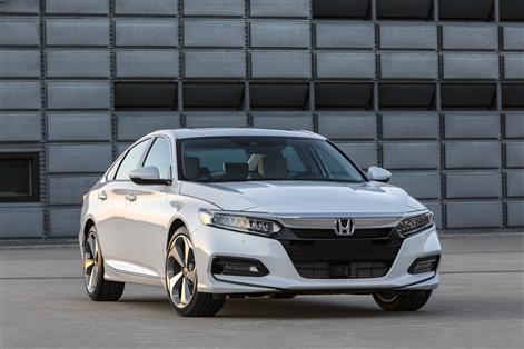 Honda Accord 2018 : des nouveautés à tous les niveaux
