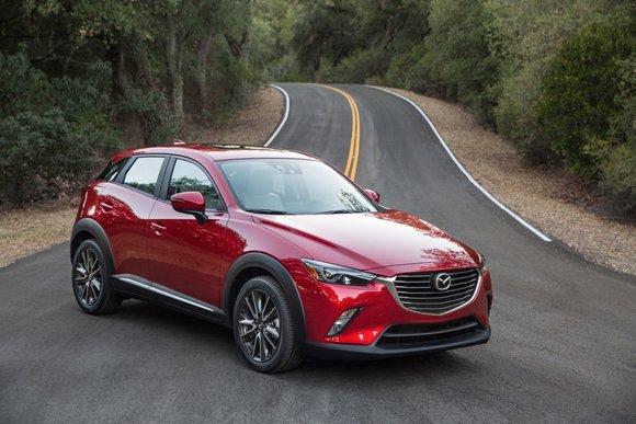 Tout ce qu'il faut savoir à propos du nouveau Mazda CX-3 2016