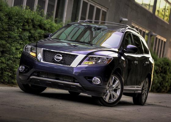 Nissan Pathfinder 2013 – Plus spacieux et sophistiqué