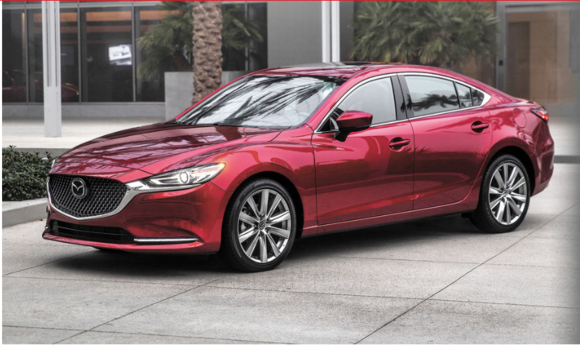 Mazda6 | Encore plus luxueuse
