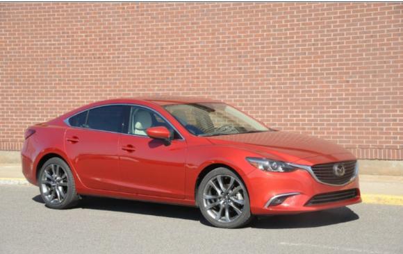 Mazda 6 2016: Plus homogène, toujours la référence