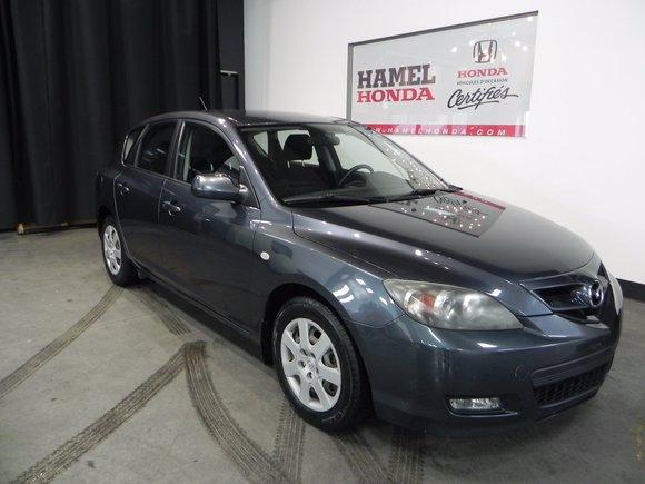 Mazda 3 GX 2008