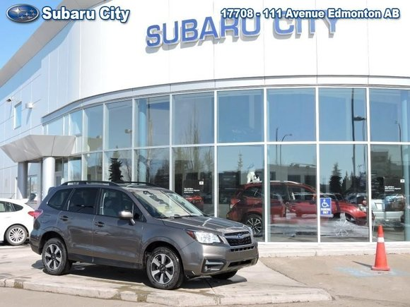 2017 Subaru Forester 2.5i Touring w/ Technology