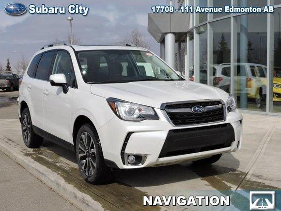 2017 Subaru Forester 2.0XT Limited   - Navigation -  Bluetooth