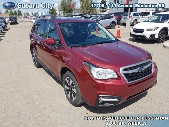 2017 Subaru Forester 2.5i Touring Auto,SUNROOF,ALUMINUM WHEELS, BACK UP CAMERA,BLUETOOTH,HEATED SEATS,POWER DRIVERS SEAT,BLIND SPOT DETECTION!!!!