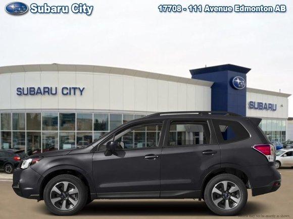 2018 Subaru Forester 2.5i Touring