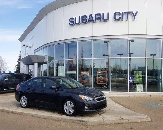 2012 Subaru Impreza 2.0IPR