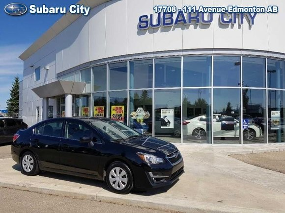 2015 Subaru Impreza 2.0i Economy Pkg Sedan