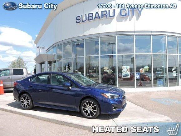 2017 Subaru Impreza 4dr Sdn Man Sport