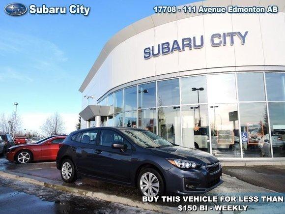 2017 Subaru Impreza 5dr HB CVT Convenience