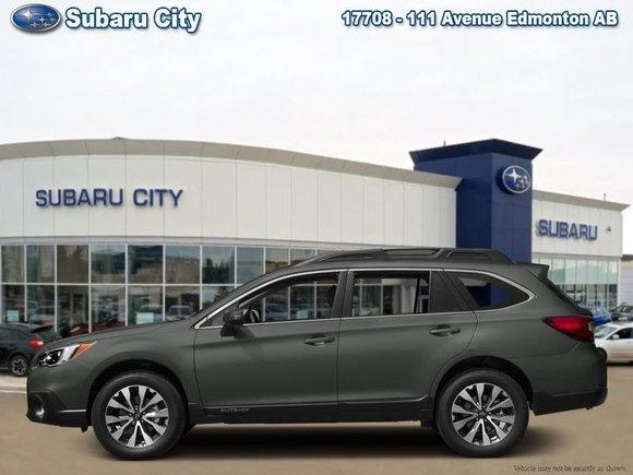 2015 Subaru Outback 2.5i Touring  Manual Transmission