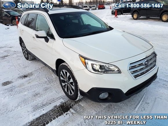 2015 Subaru Outback 3.6R Limited w/Tech