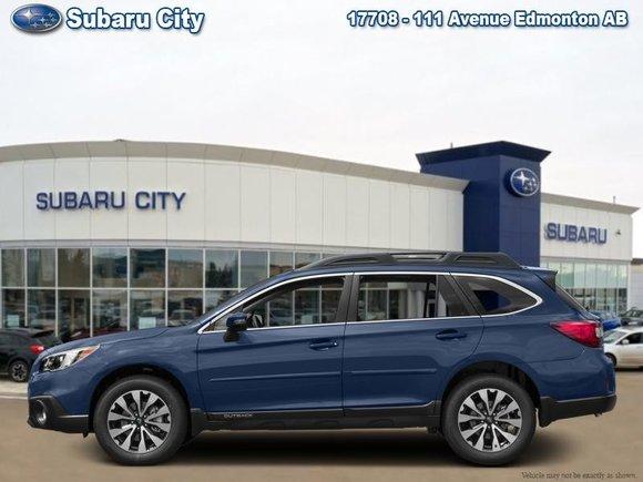 2017 Subaru Outback 2.5i Limited w/ Technology
