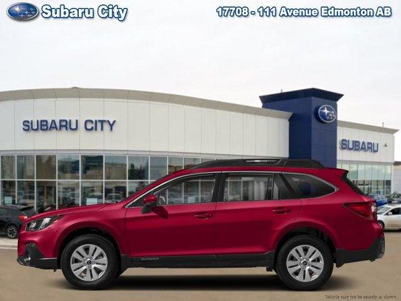 2018 Subaru Outback 2.5i Limited w/Eyesight