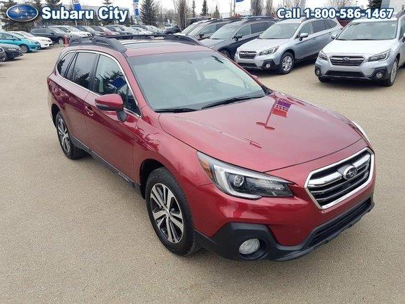 2018 Subaru Outback 2.5i Limited,LEATHER, SUNROOF,HEATED STEERING WHEEL, NAVIGATION, FULL HEATED SEATS,BACK UP CAMERA, BLUETOOTH,HARMON KARDON SOUND