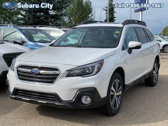 2019 Subaru Outback 3.6R Limited Eyesight CVT
