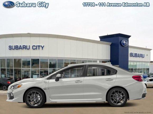 2018 Subaru WRX Sport CVT