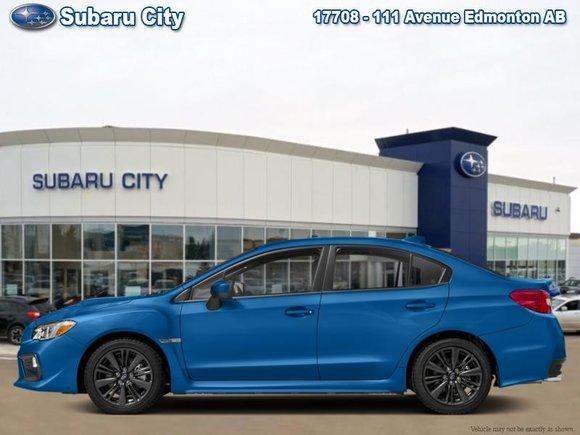 2019 Subaru WRX Auto