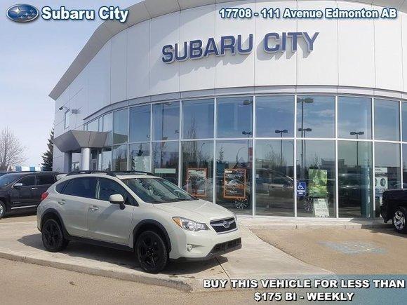 2013 Subaru XV Crosstrek 2.0IPR
