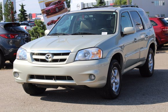 2006 Mazda Tribute GT