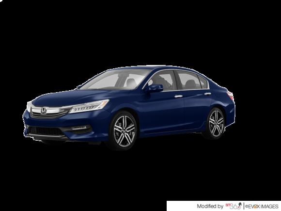 2017 Honda ACCORD SDN TOURING V6