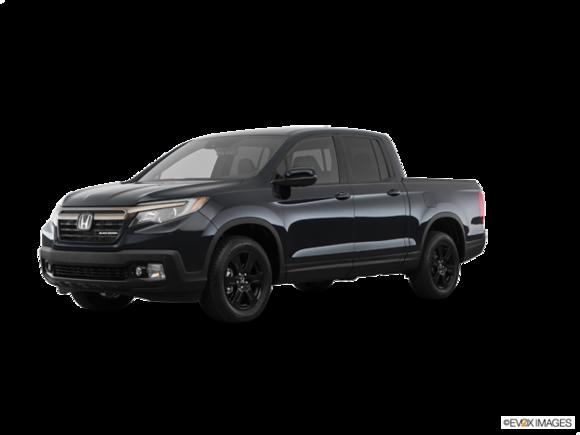 2018 Honda RIDGELINE BLACK EDITION BLACK EDITION
