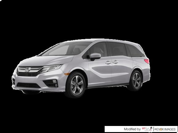 2019 Honda ODYSSEY EX-RES EX-RES