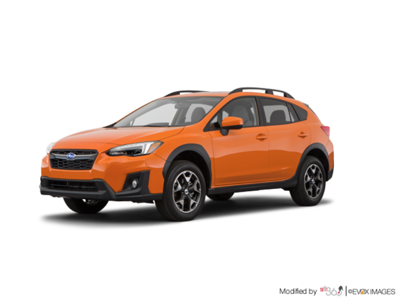 2019 Subaru Crosstrek Sport Manual