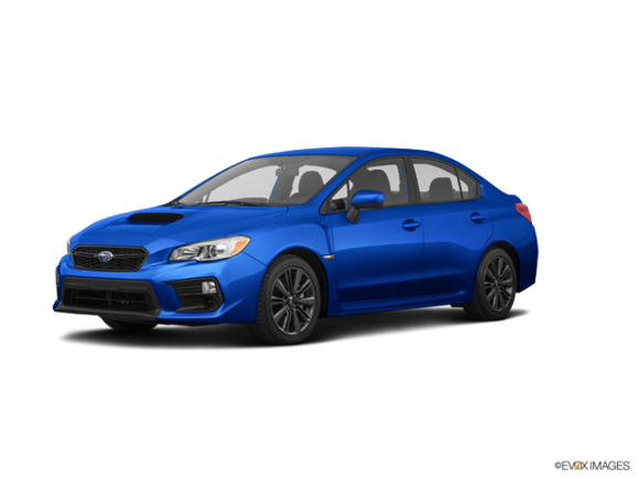 2019 Subaru WRX Manual