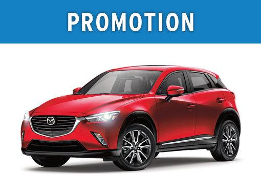 New Mazda CX-3 Deals in Montreal