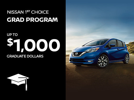 Nissan 1st Choice Grad Program