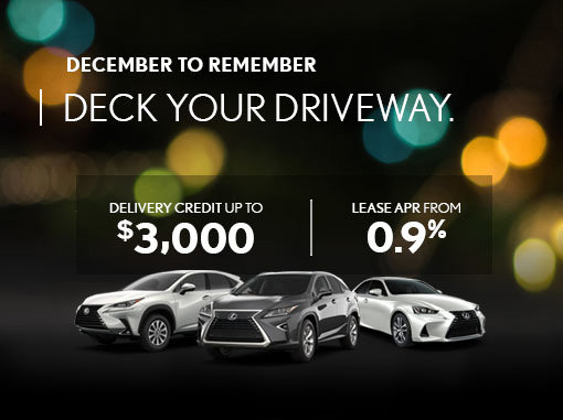December to Remember - Deck your Driveway