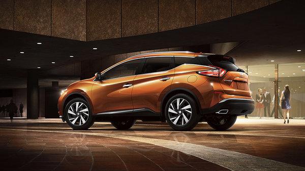 Nissan Murano 2015 : style et sécurité dans un ensemble spacieux